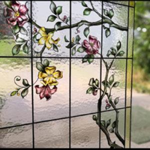 vetrate per arredamento