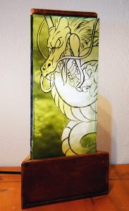 lampade vetro personalizzate